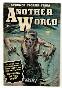 Another World comic issue 4 FN- 5.5 Pre Code Horror Fawcett Golden age 1952