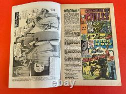 Chamber Of Chills # 8 (1952 Harvey) Pre-code Horror Comic Book Golden-age