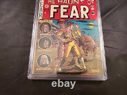 Haunt of Fear 10 EC Comics CGC 7.0 Pre Code Horror Off-White to White Pages