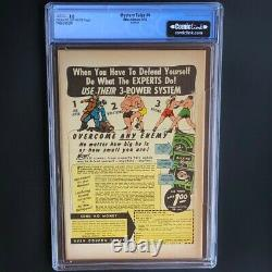 Mystery Tales #4 (Atlas 1952) CGC 8.0 Only 1 Higher! Pre Code Horror PCH