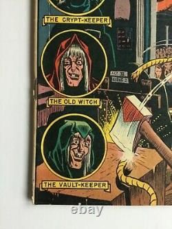 Tales from the Crypt #27 GOLDEN AGE EC Comic! RARE Pre-Code Horror! Wally Wood