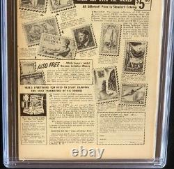 Tales of Horror #9 CGC 4.0 Pre-Code Horror PCH Golden Age Toby Press 1954